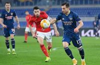 阿森纳面对本菲卡 莱切斯特将目光锁定欧洲联赛16强
