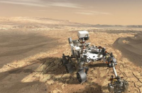 毅力号完成首次火星行走