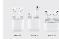 苹果AirPods 3耳机泄漏显示了重要的设计更改