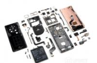 华为Mate 40 Pro iFixit拆解显示内部凌乱且维修困难