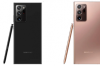 三星Galaxy Note 20系列有望在Galaxy Unpacked活动中推出