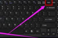 教大家笔记本键盘字母变数字的解决方法