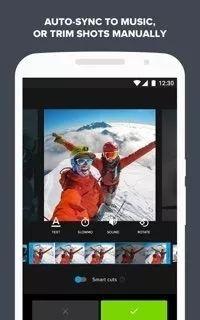 科技资讯看点:GoPro集成了其视频编辑Quik应用程序可轻松讲故事