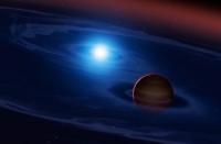 科技资讯看点:褐矮星系统周围探测到的行星碎片盘