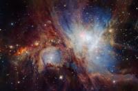 科技资讯看点:ESO的Ganymede望远镜拍摄了它的第一张光影像