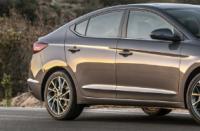 2020 款现代伊兰特的起步价比去年的车型高出 1750 美元
