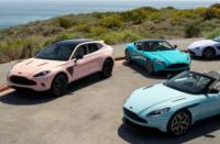 世界需要更多粉彩汽车