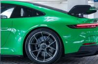 该2022保时捷911 GT3配备了13点个人的色彩