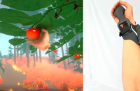 微软致力于开发模拟重力的VR控制器
